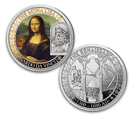 The Renaissance Art Proof Coin Collection And Display