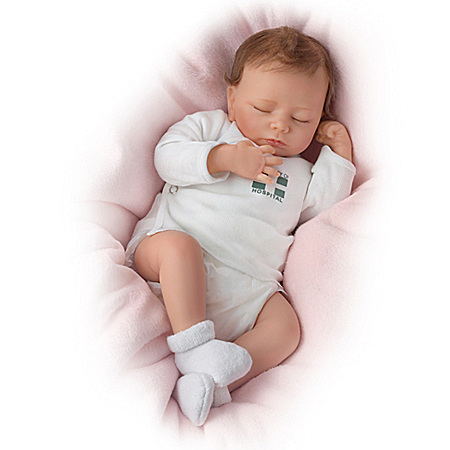 Life Like Baby Dolls Every Little Breath's A Blessing So Truly Real Lifelike Baby Doll Collection