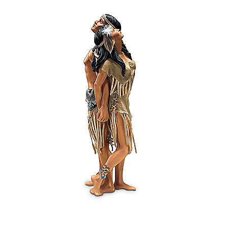 Power And Passion Of Lee Bogle Romantic Figurine Collection