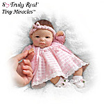 Tiny Miracles Cuddles For A Cure Breast Cancer Charity Baby Doll Collection