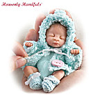 Poseable Miniature Baby Doll Collection: Heavenly Handfuls Sweet As You Please