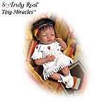 Spirit Of New Life Native American Style Newborn Baby Doll Collection: So Truly Real