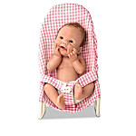 Picture-Perfect Lifelike Mini-Babies Resin Doll Collection