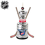 Detroit Red Wings® Stanley Cup® Champions Trophy Christmas Ornament Collection