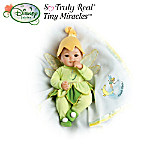 Dressing Up With Tinker Bell Baby Doll Collection