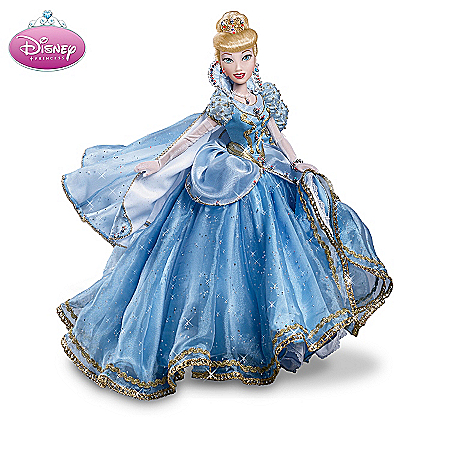 Royal Disney Princess Ball Jointed Doll Collection