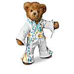 Collectible Teddy Bears Elvis Presley: TCB Teddy Bear Collection