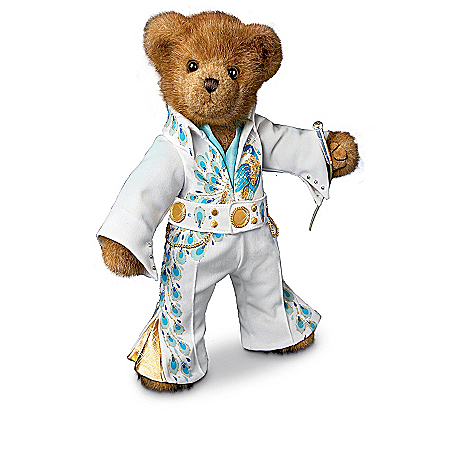 Elvis Presley: TCB Teddy Bear Collection