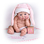 Hats Off To You Resin Doll Collection: Miniature Baby Dolls