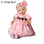 Breast Cancer Support Baby Doll Collection: God's Precious Garden