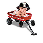 Fireman Baby Doll Collection: Theres A New Chief In Town