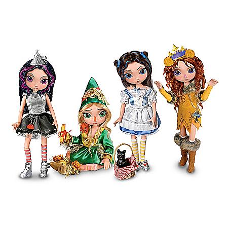 Wizard Of Oz Fantasy Art Doll Collection: Adventures In Oz