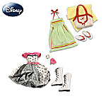 Hannah Montana/Miley Stewart Doll Wardrobe and Accessories Set Collection