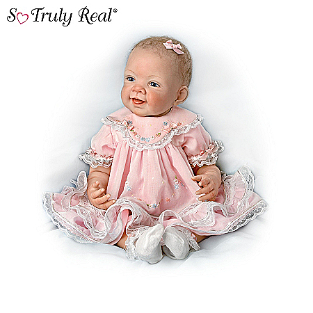 Life Like Baby Dolls Lifelike Baby Doll Collection: All Dolled Up