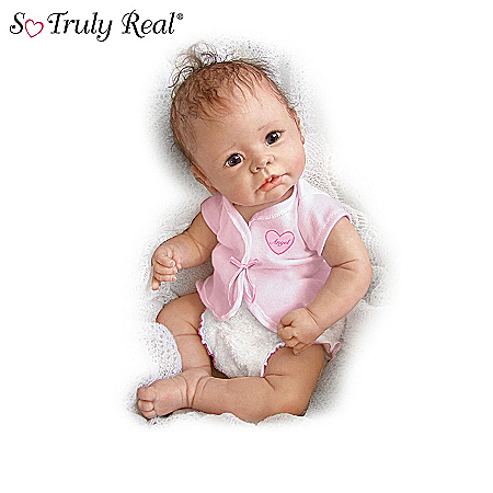 So Truly Real Baby Doll Collection: Thank Heaven For Adorable Little Girls