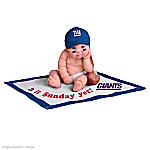 NFL New York Giants #1 Fan Baby Doll Collection