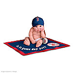 MLB Baby Doll Collection: Boston Red Sox #1 Fan
