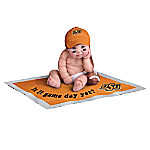 Oklahoma State Cowboys #1 Fan Commemorative Baby Doll Collection