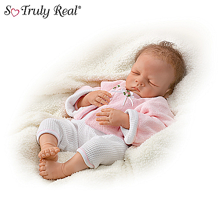 So Truly Real Baby Doll Collection: Gentle Slumbers