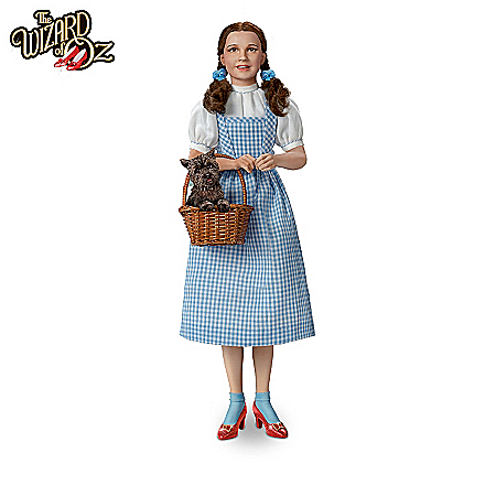 Wizard Of Oz Fashion Doll Collection: We're Off To See The Wizard