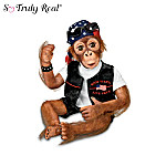 Biker Monkey Doll Collection: Ready To Ride
