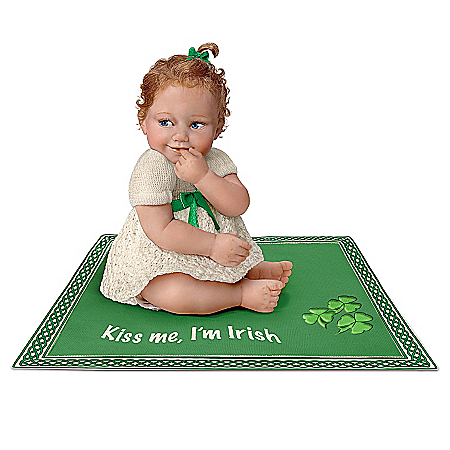 Musical Baby Doll Collection: Wee Bit O' Irish Charm