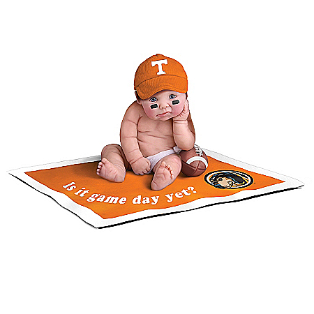 Baby Doll Collection: Tennessee Volunteers #1 Fan Baby Doll Collection