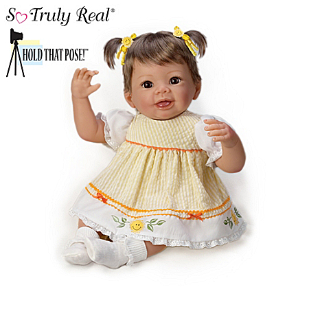 Baby Doll Collection: When She's Smiling
