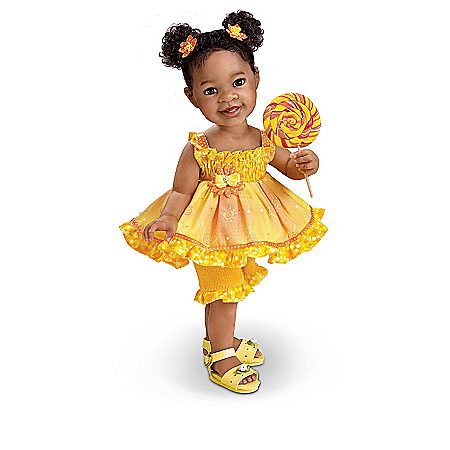 Child Dolls: What Little Girls Are Made Of Child Doll Collection
