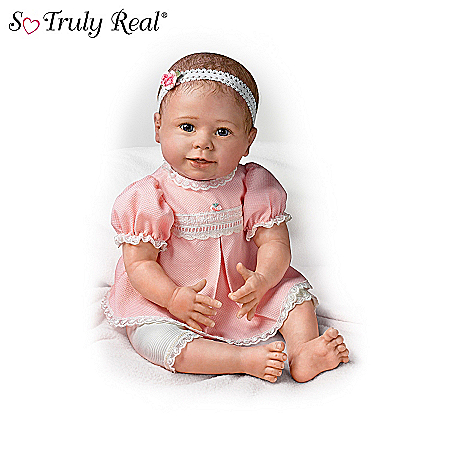 Doll Collection: A Mother's Loving Touch Baby Doll Collection