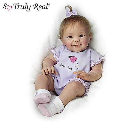 Doll Collection: You're My Cutie Patootie Baby Doll Collection
