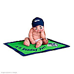 Seattle Seahawks #1 Fan Baby Doll Collection