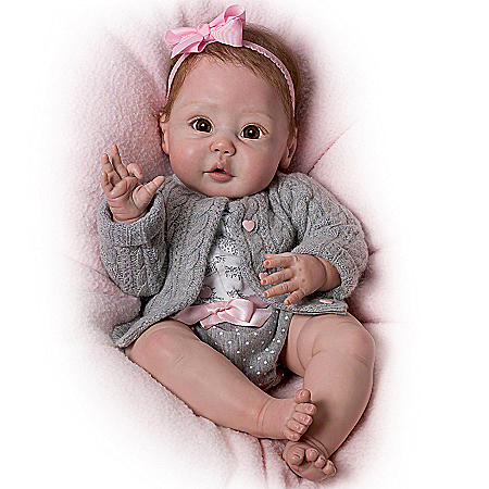 Dolls: Cuddly Cuties Baby Doll Collection