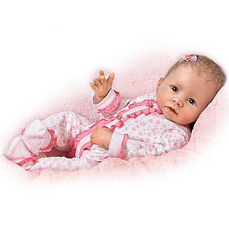Linda Murray Baby Dolls Breathe, Coo, Have Heartbeats and More