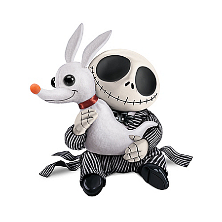 Disney Tim Burton's The Nightmare Before Christmas Figure Collection 914054