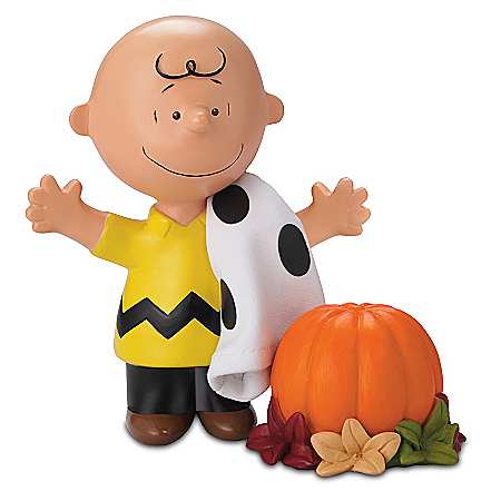 It's The Great Pumpkin, 50th Anniversary Charlie Brown Doll Collection