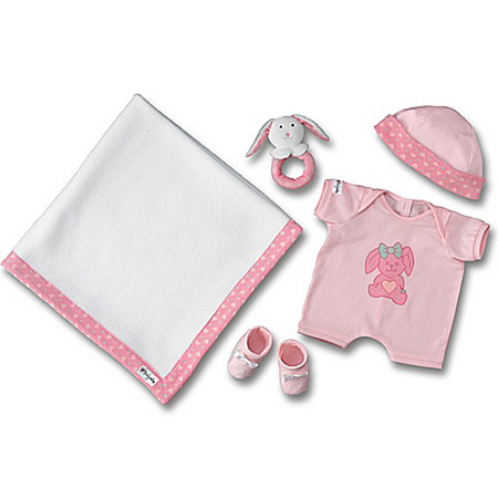 Ashton Drake So Truly Mine Toy Doll Accessories Gift Package Collection
