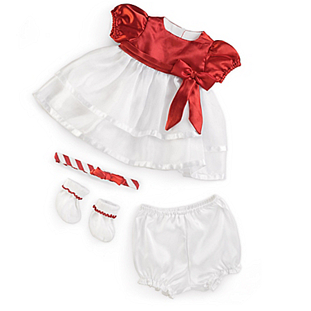Sweet Celebrations Baby Doll Holiday Inspired Accessory Set Collection