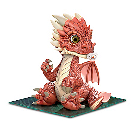 Mystical Dragonlings Poseable Dragon Baby Collection