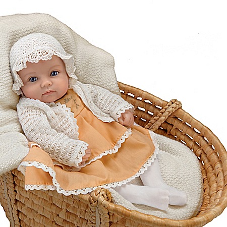 Ping Lau Rosalie Baby Doll And Accessories Collection