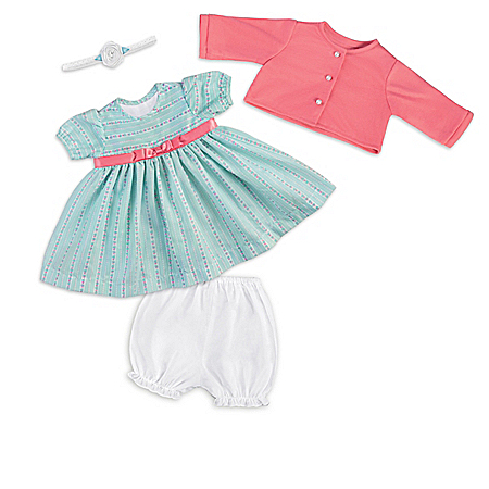 Clothing And Accessory Collection For 17 – 19 Baby Dolls
