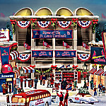 St. Louis Cardinals Christmas Village Collection
