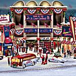 St. Louis Cardinals Christmas Village Collection