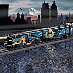 Collectible DC Comics Batman Express Train Collection
