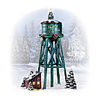 Holiday Towers HO Scale Train Accessory Collection
