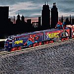 The Amazing Spider-Man Express Train Collection