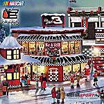 Dale Earnhardt Christmas Village Collection