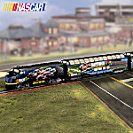 NASCAR Raceways Express Train Collection