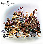 Thomas Kinkade Noah's Ark Collectible Figurine Collection