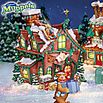 Jim Hensons The Muppets North Pole Christmas Village Collection: Unique Christmas Decor